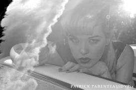 hair, Lucy Lopez | dress, Misty Greer | photo, Patrick Parenteau