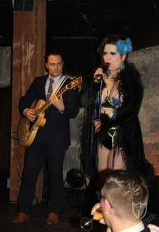 Blue Morris & Amber Ray team up for a musical duet.