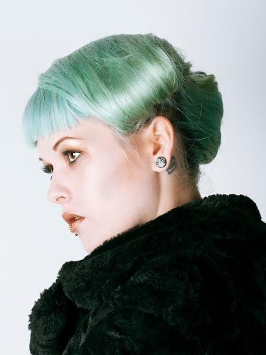 Arznix 2012 | Jessica Holloway, hair | ziicka, makeup & model