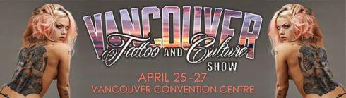 2014 Van tatoo show banner